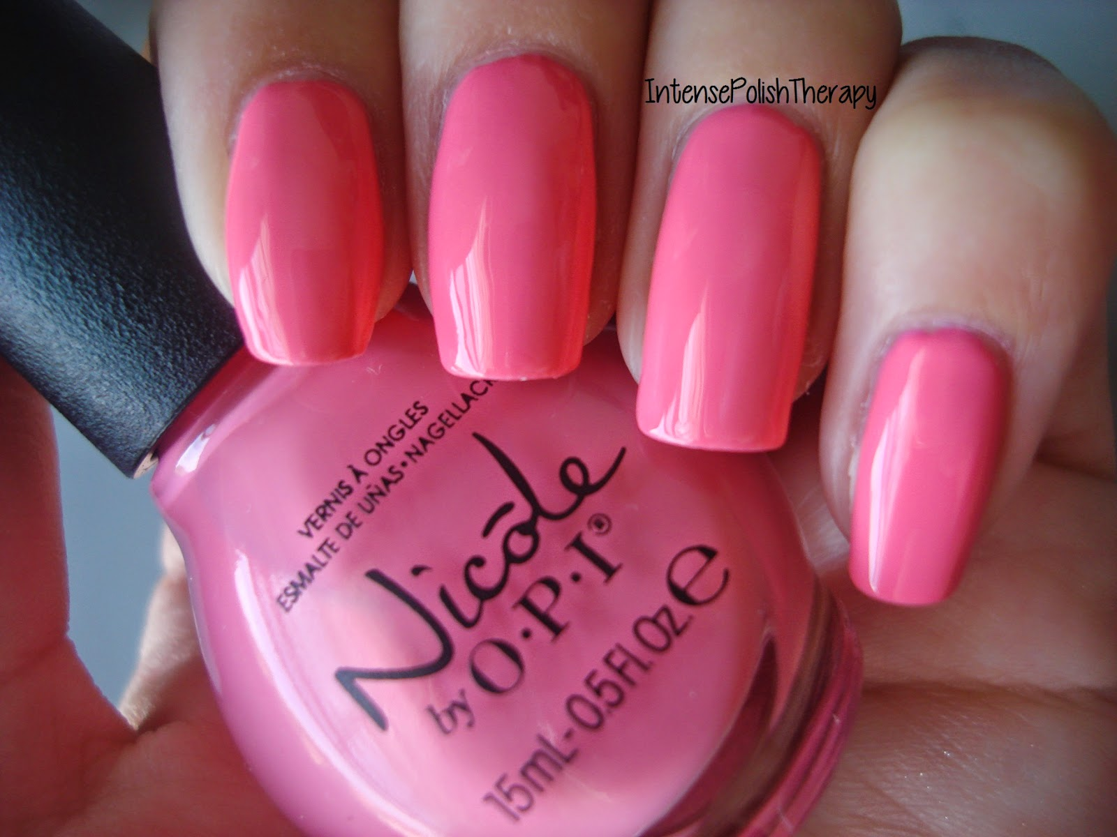 Nicole by OPI - Leapink for Joy