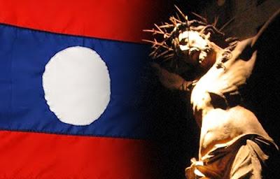 """ÁSIA/LAOS - Líder cristão preso porque """"converteu 300 pessoas"""""""