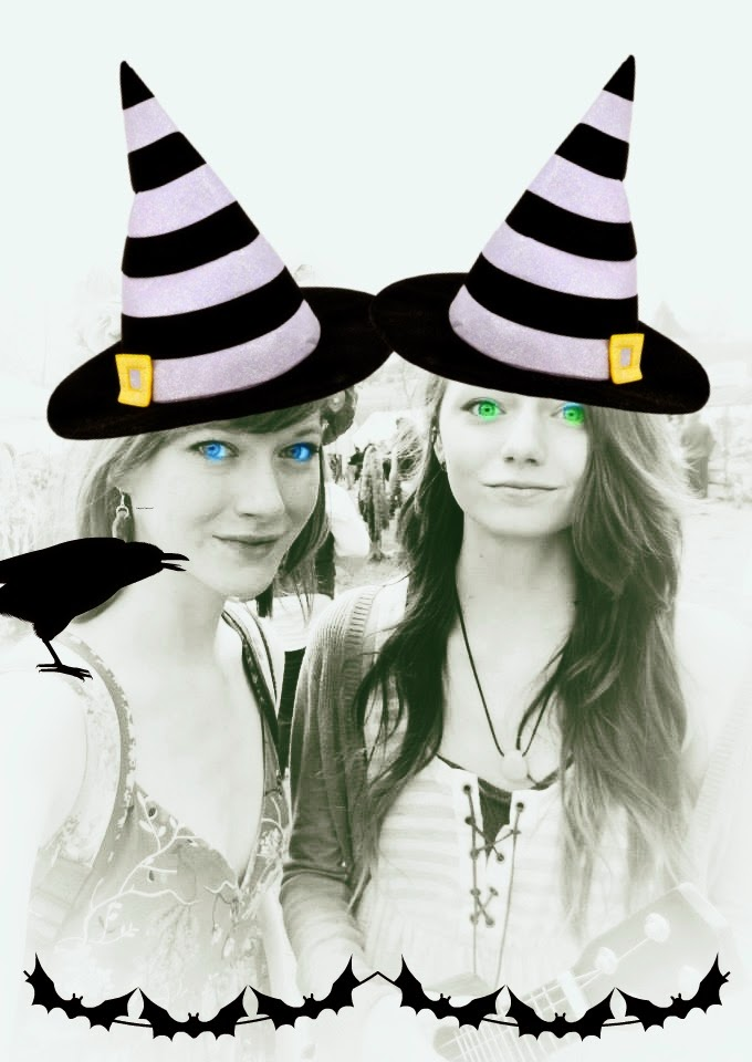 Our Little Witches