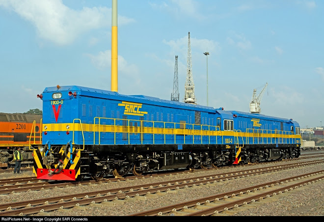 Chinese Built Diesels for the Democratic Republic Of The Congo