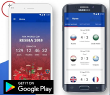 Sports App of the Month - Russia 2018 World Cup App