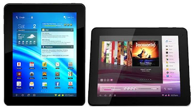 Mercury mTab Rio Android Tablet