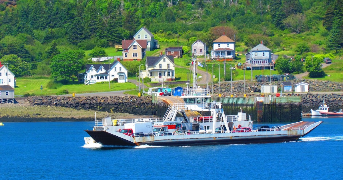 Digby Ferry To Long Island
