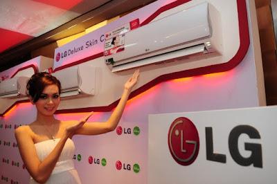AC LG Skin Care Deluxe Inverter V