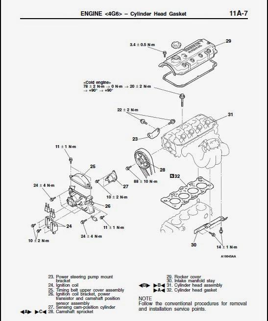 2011 mitsubishi triton workshop manual