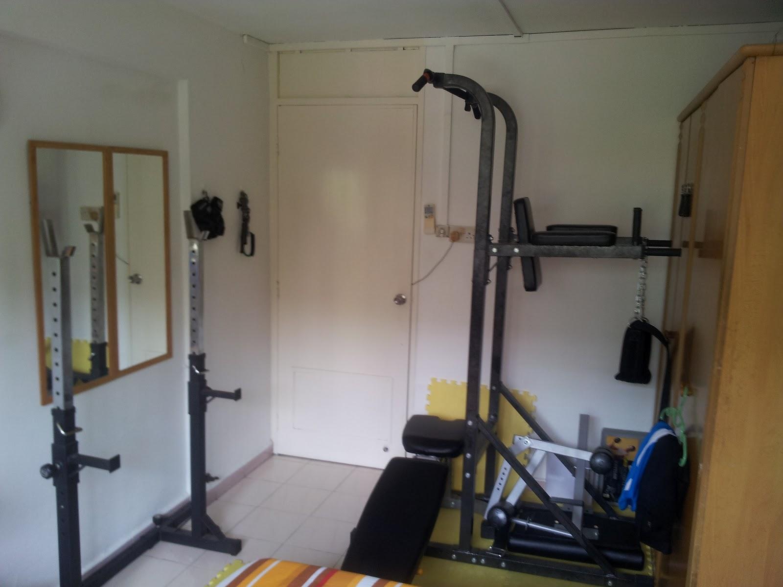 Singapore home gym singapore home gym undergoes renovation