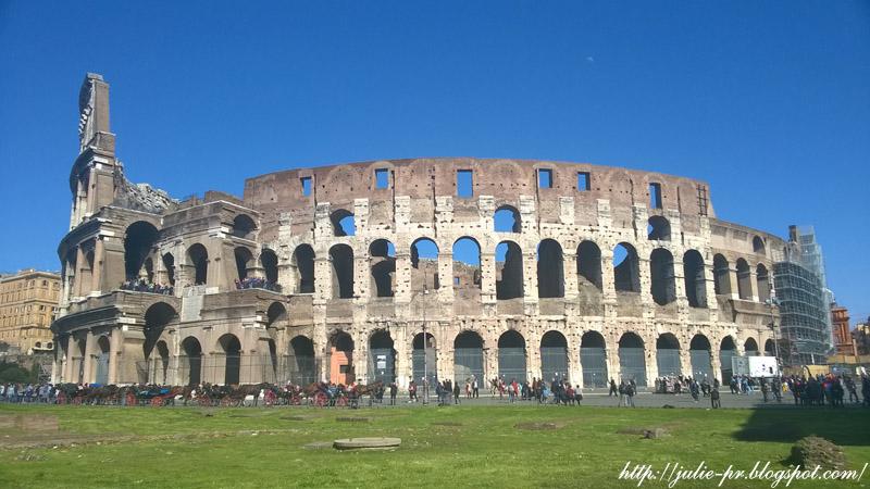 Рим, Италия, Колизей