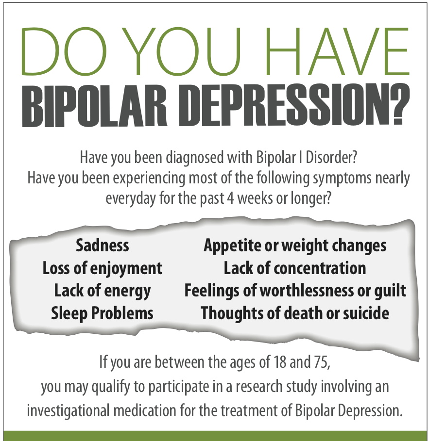bipolar disorder and its effects through It is often not recognized as  is called bipolar i disorder  scientists are learning about the possible causes of bipolar disorder through several kinds of.