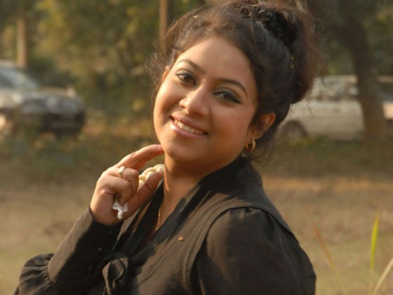 Hot Actress Sabnur S Recent Picture