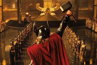 Thor em Asgard