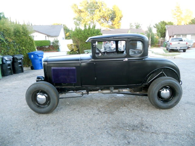 Rodcitygarage for 1930 ford 5 window coupe