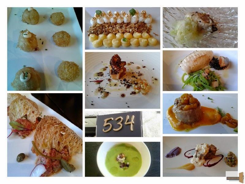 Restaurante 534 valencia men degustaci n invierno - Menu degustacion casa juan ...