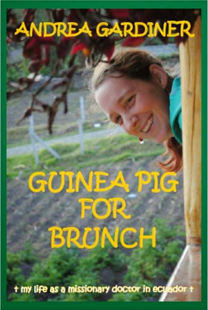 Guinea Pig for Brunch
