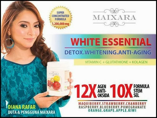 Maixara White Essential