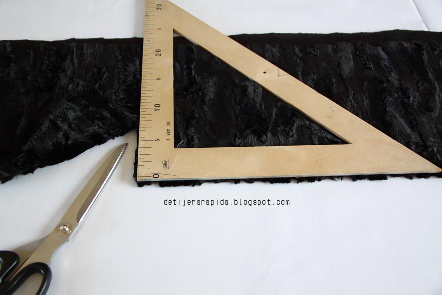 Como hacer una bufanda muy fácil y rapido
