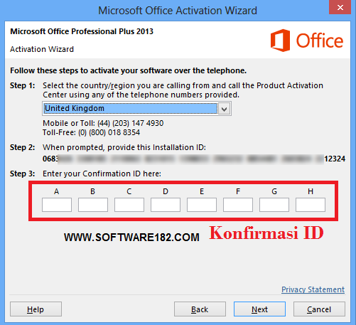 Microsoft office 2010 confirmation id keygen aktivbiz - Office professional plus 2010 product key generator ...