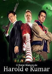 Baixar Filme O Natal Maluco de Harold e Kumar (Dual Audio)