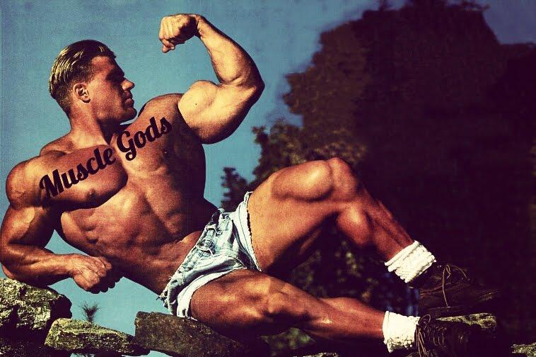 Muscle Gods
