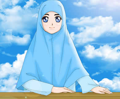 tak seindah biasa ku impikan muslimah solehah