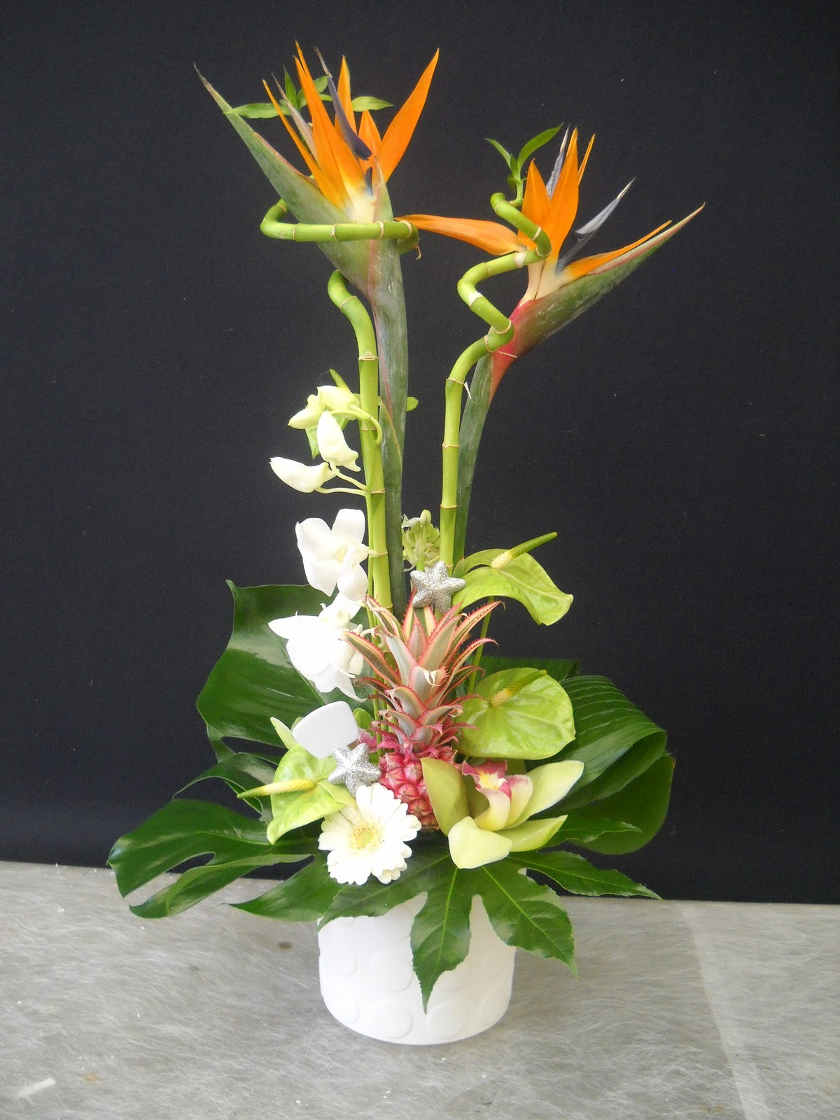 Compositions Florales Exotique Album Photos Best