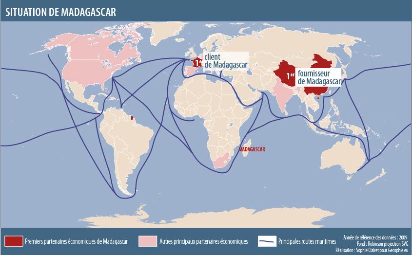 Journal de l 39 economie madagascar entre dans le r seau for Chambre de commerce de madagascar