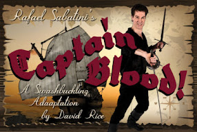 GIVEAWAY: Congrats to D'Arcy M. our 2 ticket winner for Captain Blood! ($58 value)