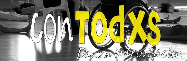 Con TodXs - Danza Improvisación