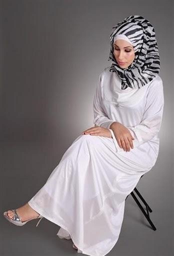 Trend Baju Muslim Pesta Simple Elegan Modern Terbaru 2016