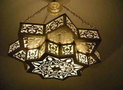 Lampu Hias Ruang Tamu Klasik Modern