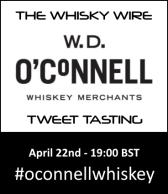 W.D. O'Connell Tweet Tasting