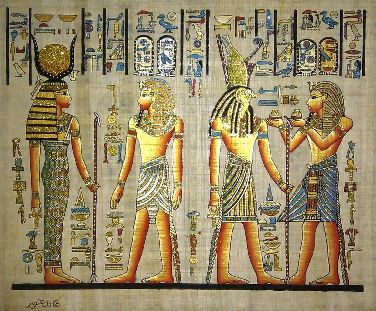 ancient egyptians extravagant art Ancient egyptian art has different qualities determined by the time in which it was created we will now look at the qualities of art during a few time periods.