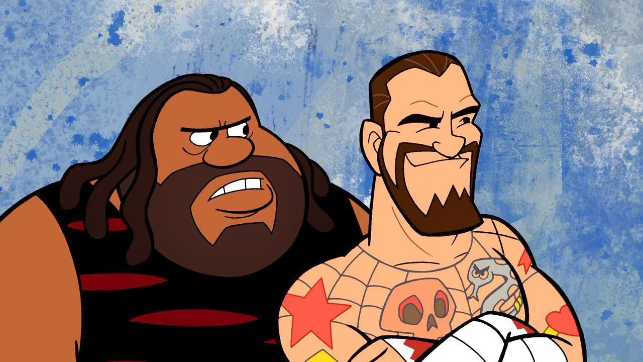 The Flintstones & WWE: Stone Age Smackdown (2015) S3 s The Flintstones & WWE: Stone Age Smackdown (2015)