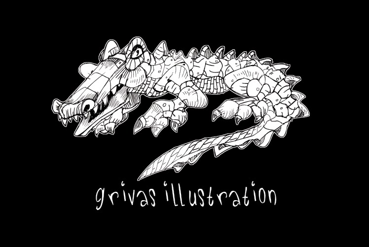 Grivas Vasilis illustrator.Γρίβας Bασίλης εικονογράφος-