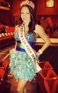 Miss Teen Amerika Serikat Mundur
