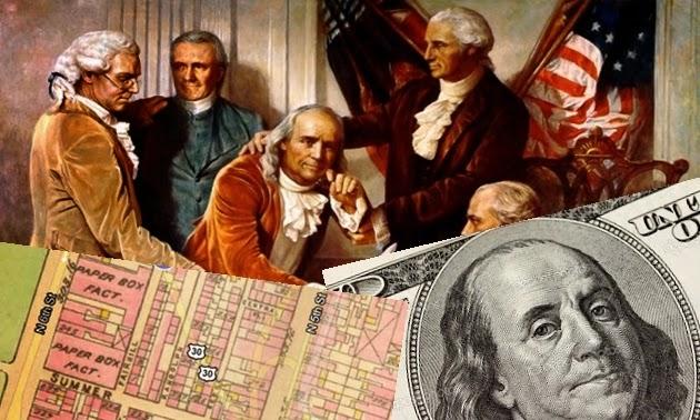 Surat Ramalan dan Kebimbangan Benjamin Franklin Terhadap Yahudi http://apahell.blogspot.com/2013/04/info-surat-ramalan-dan-kebimbangan.html