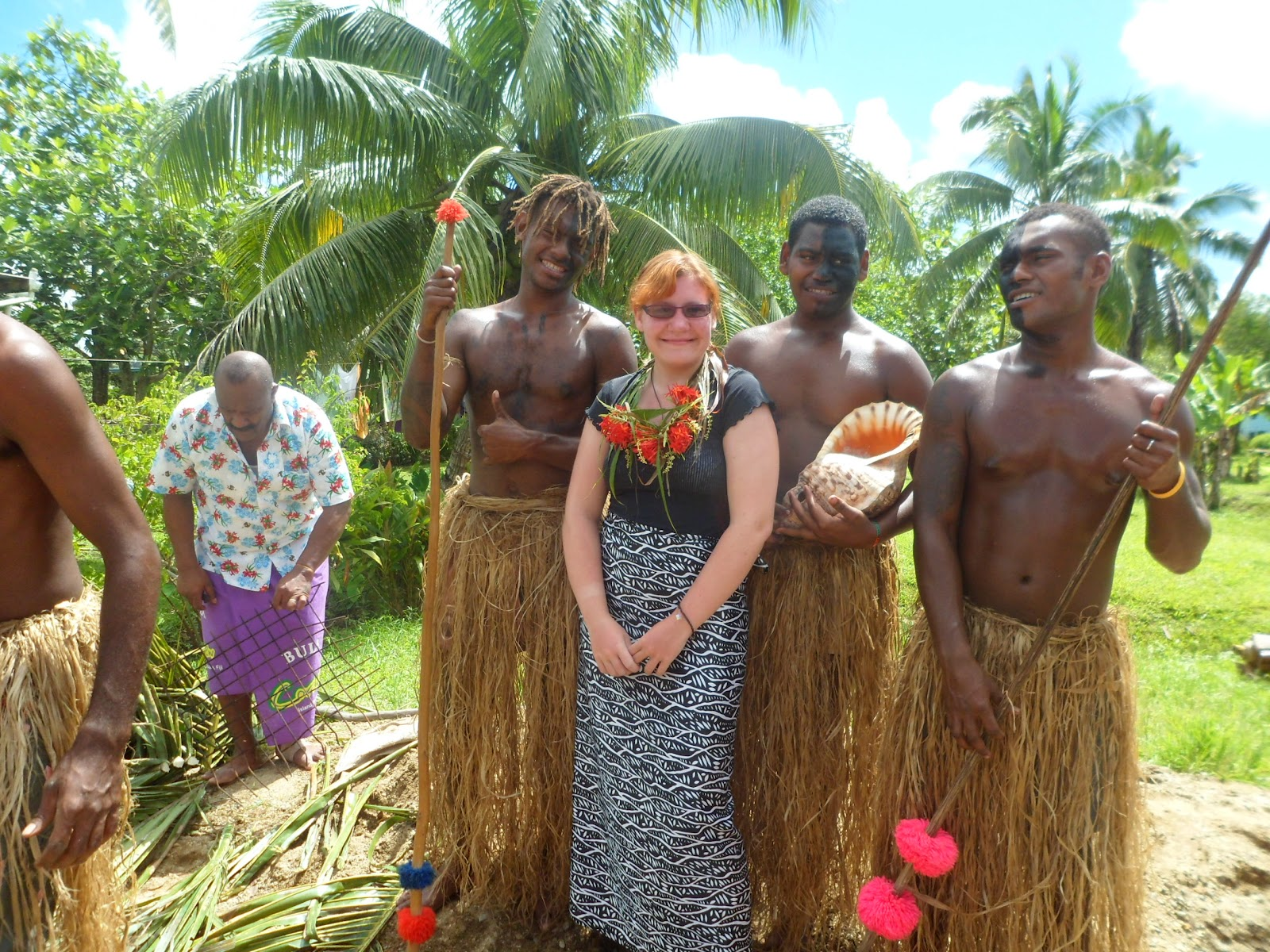 Fijian Traditional Clothing