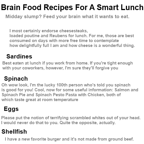 Brain food recipes health fitness brain food recipes healthy food brain food diet forumfinder Image collections