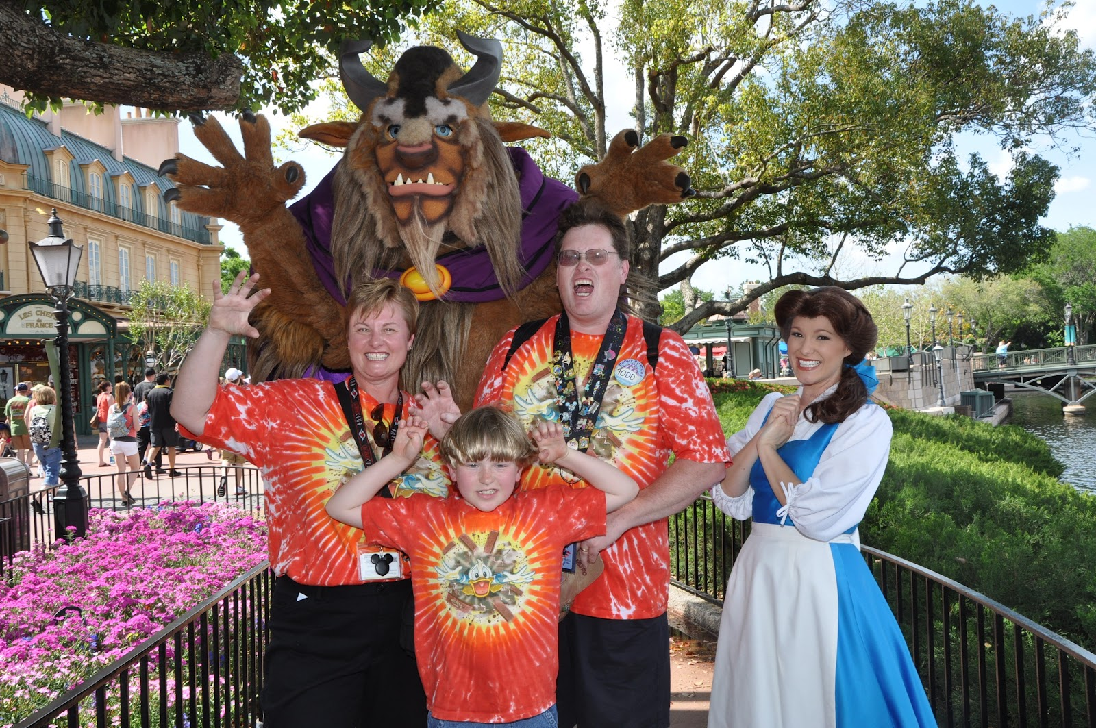 walt disney world character meet greet locations