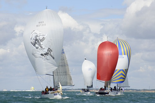 Cowes Week UK 2012