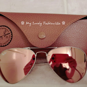 ray ban aviator pink  Ray-Ban Aviator 58mm Sunglasses, Pink Gradient - 鈾� My Lovely ...