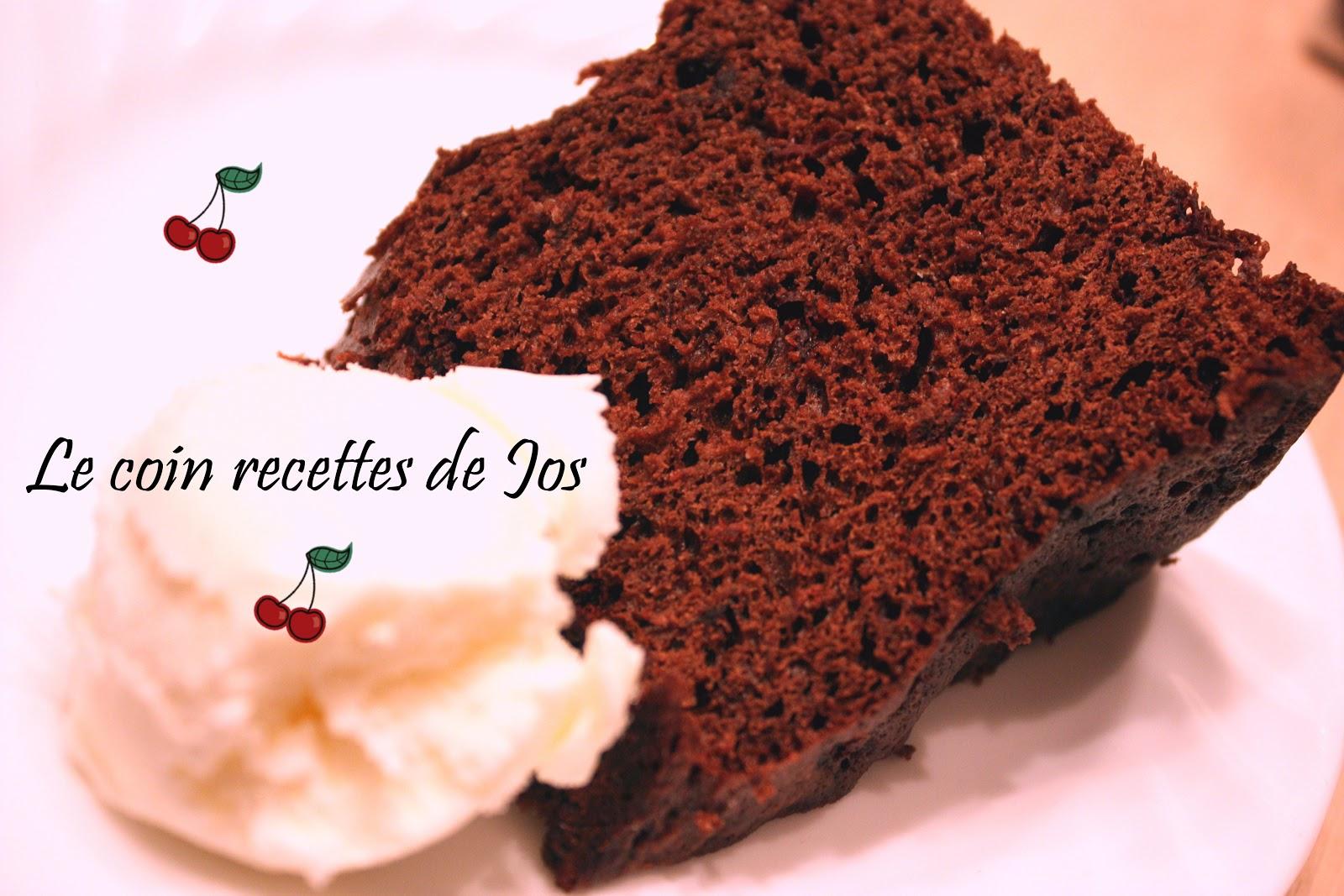 Le Coin Recettes De Jos Gâteau Forêt Noire De Tupperware