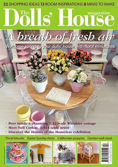 The Dolls' House Magazine MARCH 2015 Issue #203