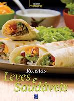 receitas vegetarianas leves e saudáveis