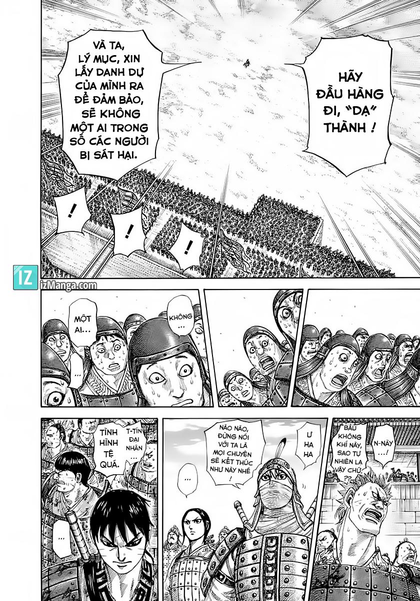 Kingdom - Vương Giả Thiên Hạ Chapter 332 page 8 - IZTruyenTranh.com
