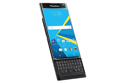 BlackBerry's First Android Slider Device, Priv