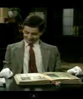 Mr Bean Trong Thư Viện