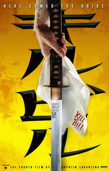 Kill Bill: Vol. 1 (2003) Bluray