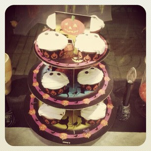 cupcakes momia
