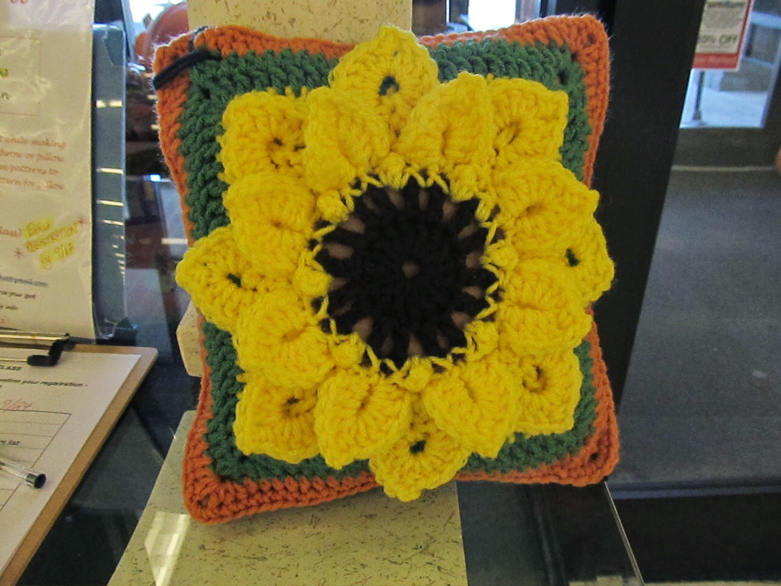 Ladies Night Out Crochet Class
