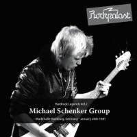 Michael Schenker Group - 'Hard Rock Legends Vol. 2' (Live at Rockpalast 01/24/81)